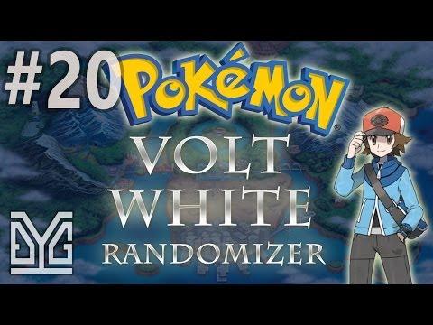 Pokémon Volt White Randomizer Semi-Nuzlocke #20: Thứ 6 :v