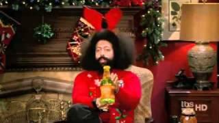 Reggie Watts on Conan: Kwanzaa Juice