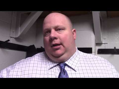 Alaska Hockey Michigan Tech Post-Game Interviews - 2/15/14
