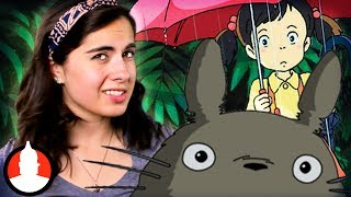 Is Totoro The Angel Of Death?! The My Neighbor Totoro