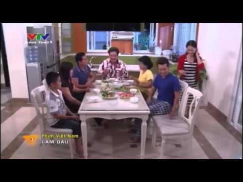 Phim Truyện Việt Nam  Làm Dâu Tập 3  VTVCantho1