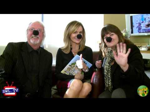 Wetnose Founders Meet ITV's Amanda Holden