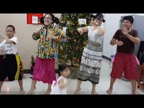 con bướm xinh (dance cover) _ TinhTinh Group