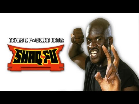 Games I F*cking Hate - Shaq Fu (SNES)