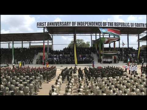 South Sudan 1st Independence Anniversary