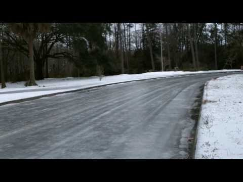 Black Ice Explained Winter Storm 1-30-2014
