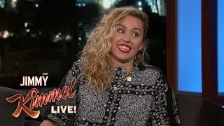 Miley Cyrus Hates Wearing Clothes But Loves Designing Them!