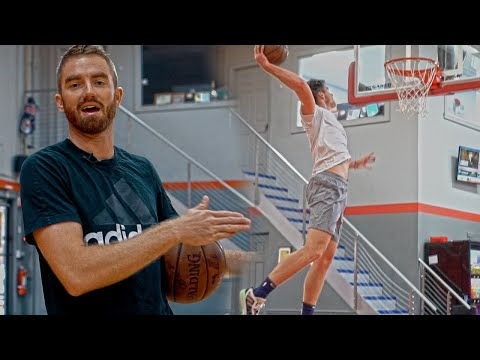 Basketball Skills Session With NBA Athlete (ON COURT)