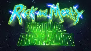 Rick and Morty: Virtual Rick-ality - Megjelenés Trailer