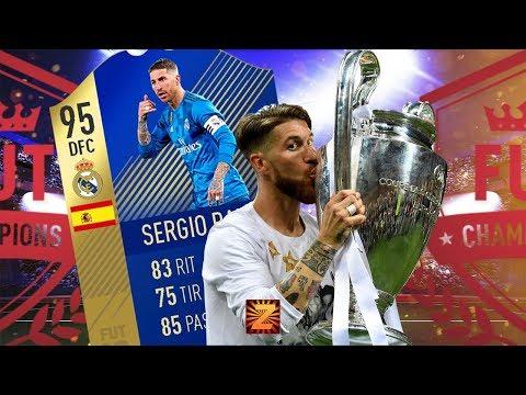 CONSIGO MI NUEVO ICONO PRIME!!!FUTCHAMPIONS EN DIRECTO!!!!FIFA 18//ByZapi