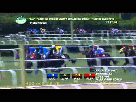 Vidéo de la course PMU PREMIO LIGHTY CHALLENGE