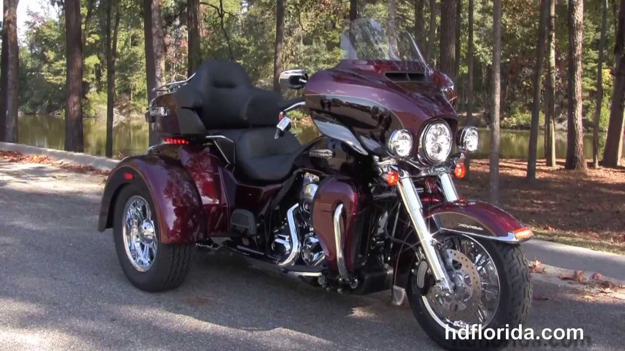Http Www Gogocycles Com Harley Davidson Trikes For Sale Html