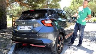 Nissan Micra 2017 - Prueba