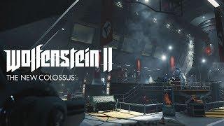 Wolfenstein II: The New Colossus - Zitadelle Boss Battle (Fejlesztői Végigjátszás)