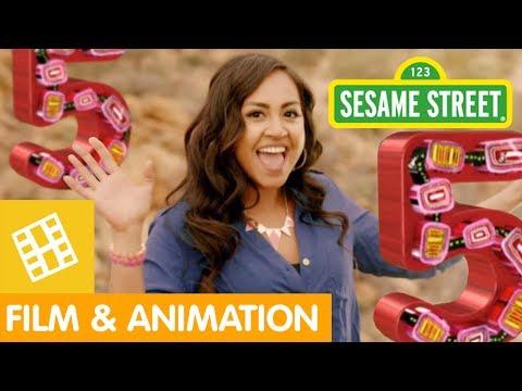 Sesame Street: Count the Kangaroos with Jessica Mauboy!