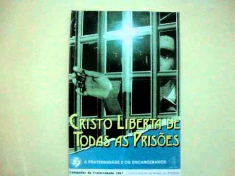 CAMPANHA DA FRATERNIDADE 1997 - CRISTO LIBERTA DE TODAS AS PRISÕES