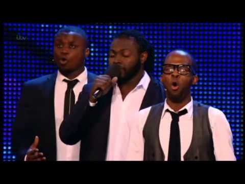 BRITAIN'S GOT TALENT 2013 - GOSPEL SINGERS INCOGNITO