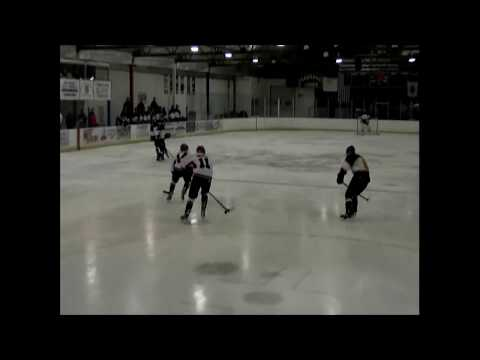 Beekmantown - Plattsburgh Hockey 1-26-11