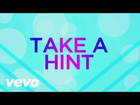 Hình ảnh trong video Take A Hint (Lyric Video)