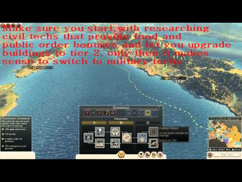 10 Tips on How to Win Rome 2 Campaign on Legendary Difficulty and the Campaign Ending HD
