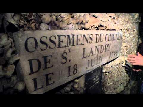 The Empire of Death - Paris Catacombs