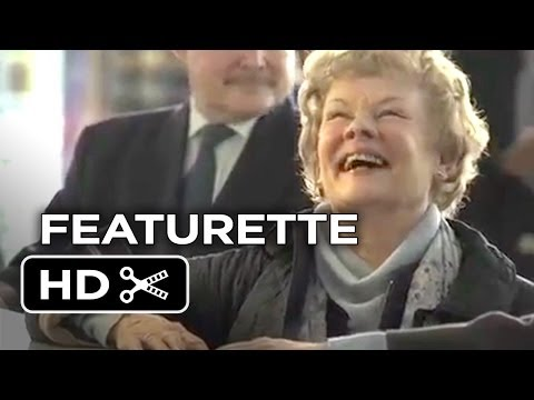 Philomena Featurette #1 (2013) - Judi Dench Drama HD
