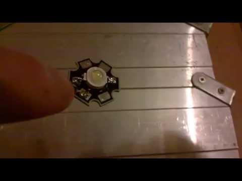 Jak zbudować lampę LED #1