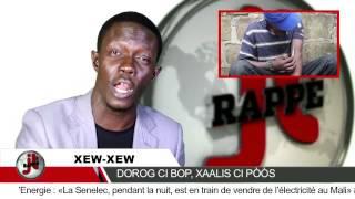 Journal Rappé EP 10 Saison 2: Pas de parité à Touba