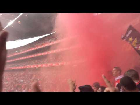 Benfica 2 - 0 Olhanense - GOLO de Lima!!!