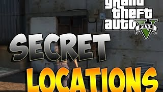 "GTA 5 Secret Locations & Places ""GTA 5 Secret Locations"