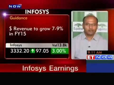 Infosys Q4 PAT up 25% at Rs 2992 crore