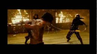 Ninja Assassin LAST FIGHT 1