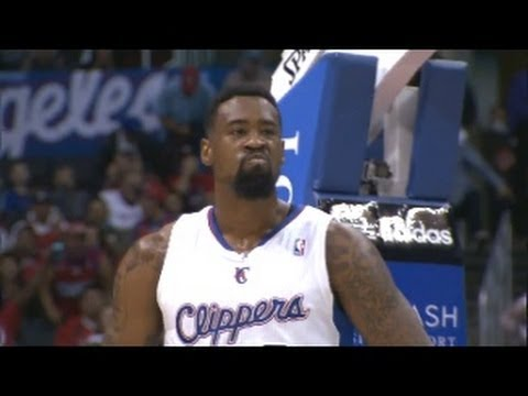 NBA Blake Griffin and DeAndre Jordan Dunks Mix 2014