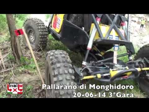 Campionato Italiano Trial 4x4 3°Gara Monghidoro