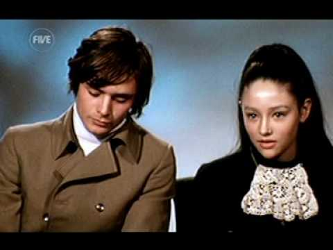 Olivia Hussey & Leonard Whiting interview (1968)