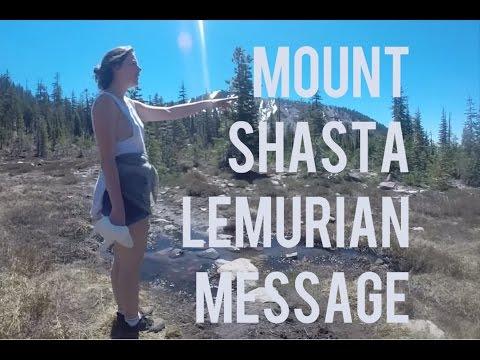 Mount Shasta Lemurian Message June 2014