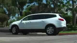 2009 Chevrolet Traverse Full Test videos