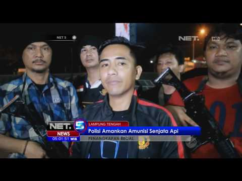 Penggerebekan Pelaku Begal Sadis Muhammad Ali oleh Polres Lampung - NET 5