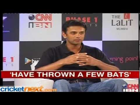 Rahul Dravid On Life Post-Retirement