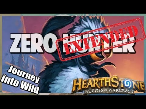 Zero Hunter | Extended Gameplay | Hearthstone | Kobolds and Catacombs