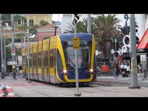 G:Link Light Rail Gold Coast