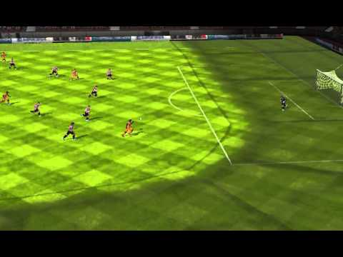 FIFA 14 Windows Phone 8 - Athletic Bilbao VS Valencia CF