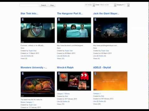 Setting the thumbnail aspect ratio in the global list layout