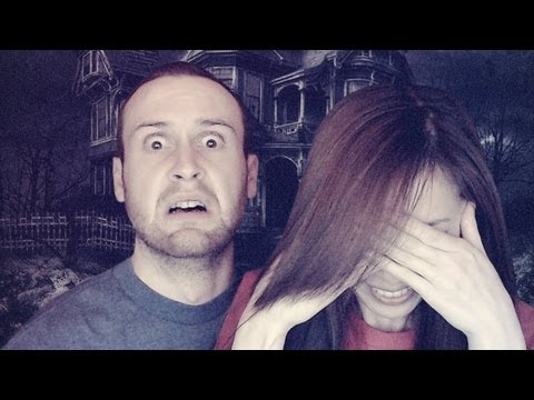 2 SPOOKY 4 ME (Nightmare House 2 Live Stream w/ Cathy)