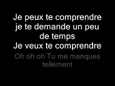 Sheryfa Luna - Ne t'en va pas (Lyrics)