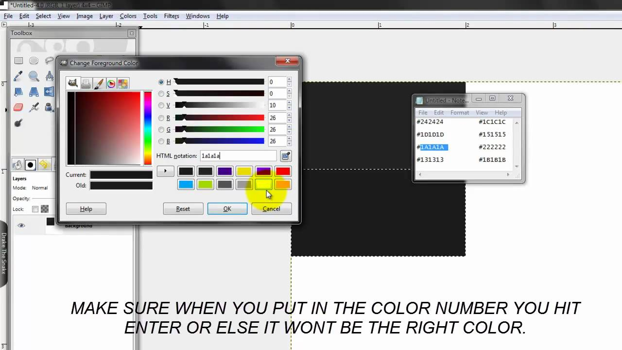 how to add an image as a pattern in gimp