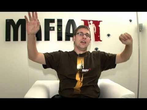 Обращение продюсера Mafia II к российским игрокам