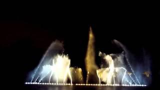 Les Grandes Eaux Nocturnes de Versailles 2013
