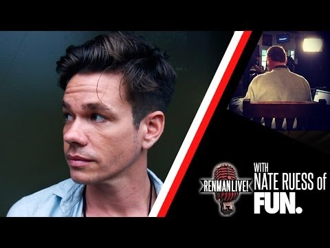 Nate Ruess: Full Interview on RenmanLIVE!