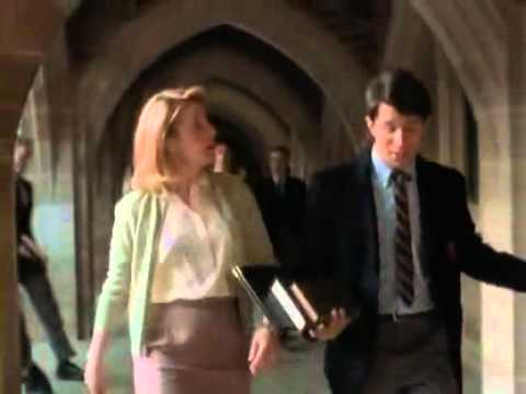 Mrs Landingham  gives young Bartlett numbers   West Wing S2 E 22 Two Cathedrals